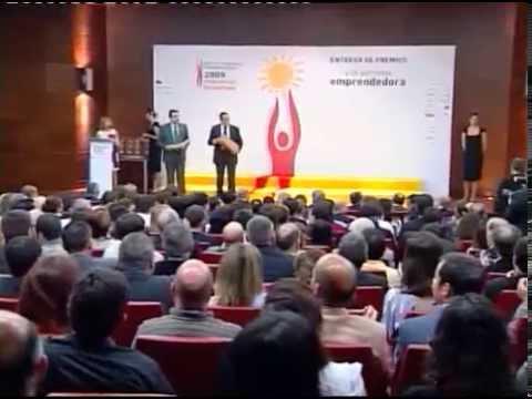 Acto de entrega de Premios y clausura del Día de la Persona Emprendedora, DPECV 2009