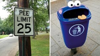 Hilarious Acts of Vandalism That Will Make You Laugh