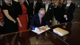 Today Administrator Scott Pruitt signed new guidance for evaluating existing che