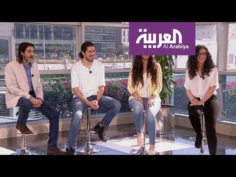 العرب اليوم - شاهد: شارات الكرتون تعود للذاكرة مع عائلة طرقان