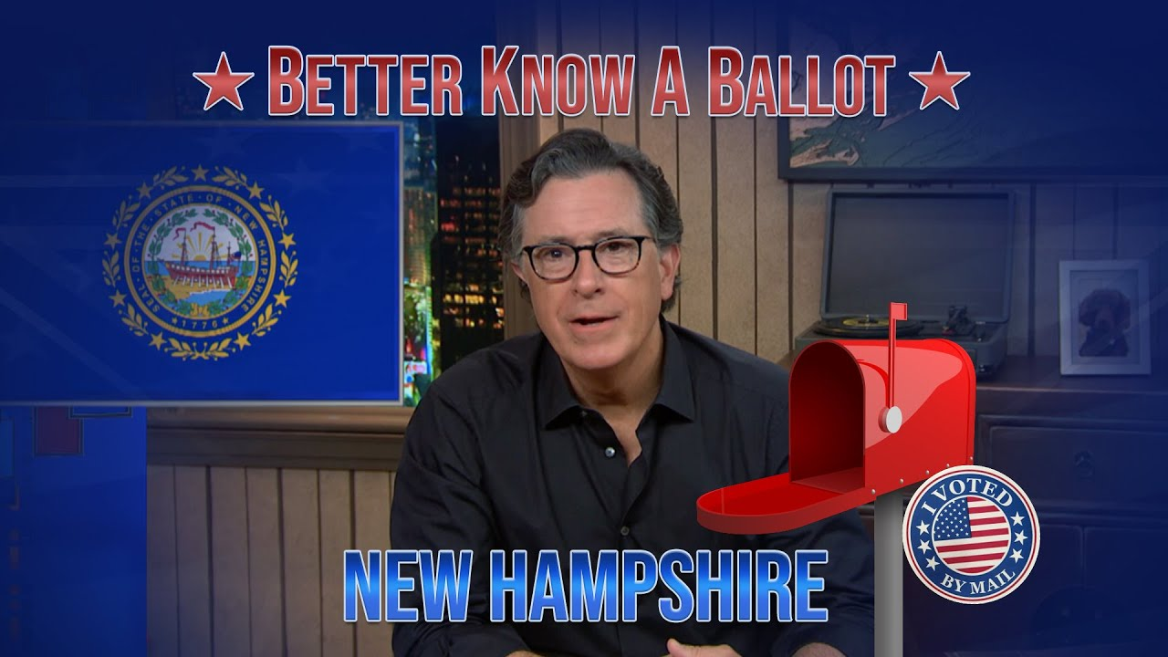 """New Hampshire, Confused About Voting In The 2020 Election? """"Better Know A Ballot"""" Is Here To Help! thumbnail"""