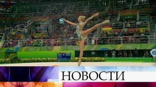 ВИталии стартовал чемпионат мира похудожественной гимнастике.