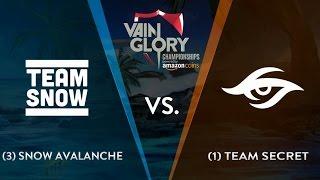 Team SoloMid Vs  Cloud9 Game 1 - Vainglory Summer