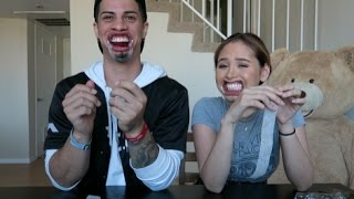 MOUTHGUARD CHALLENGE!!! (COMEDY)