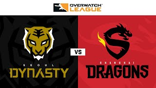 FINALS | Seoul Dynasty vs Shanghai Dragons | Rebroadcast | May Melee APAC | Day 2