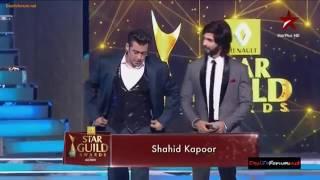 Salman Khan Learn Dance By Shahid Kapoor (Er Faizul Islam Siddiqui),, Integral University