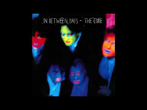 The Cure - In between days (instrumental)🎶