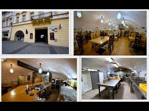 Video z << Pronájem restaurace, 125 m2, Litoměřice >>