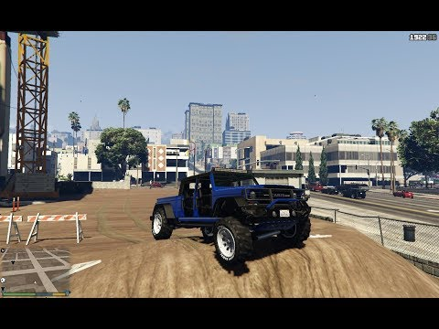 How To Get The Unreleased Doomsday Vehicles In GTA 5