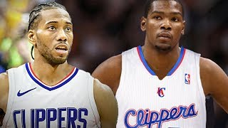 LA Clippers Share SECRET Plan To Go After Kawhi Leonard & Kevin Durant In Free Agency! | Kholo.pk