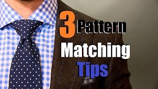3 Simple Pattern Matching Tips | How To Match Multiple Patterns Tutorial