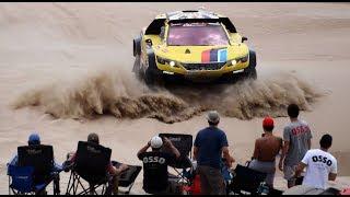 Rally Dakar 2019 - Best Fan Moments! Cars, Trucks, Motorcycles & Quads