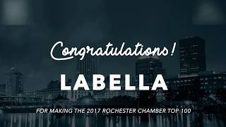 LaBella Named to the Top 100 Fastest Growing Companies in Rochester
