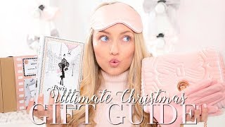 THE ULTIMATE CHRISTMAS GIFT GUIDE! Affordable to Luxury! ~ Freddy My Love