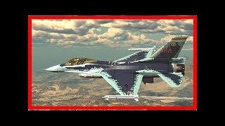 F16戰機穿上蘇57外衣 企圖瞞天過海 只有美軍敢這麼干
