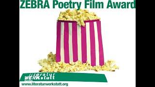 Trailer 3. ZEBRA Poetry Film Award
