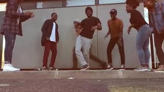 Gambar cover Africa Street dance_ Gotchu Tracy Lor