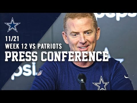 Jason Garrett: Connor Williams Injury Update | Dallas Cowboys 2019