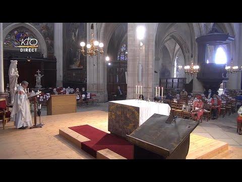 Messe du 11 juin 2021 à Saint-Germain-l'Auxerrois