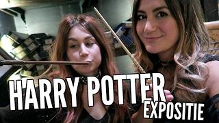 GEWELDIGE AVOND BIJ DE HARRY POTTER EXPO!
