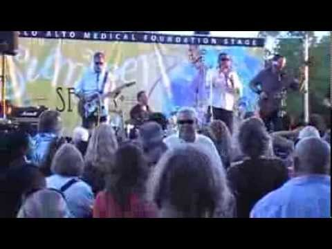 Steel Horse performs It's My Life - Sunnyvale Summer Series
