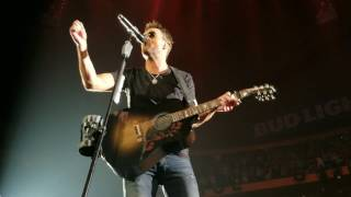 Eric Church - Young and Wild (5/27/2017) Nashville, TN