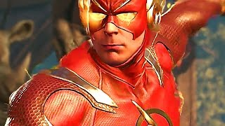 INJUSTICE 2 - The Flash Gameplay Trailer