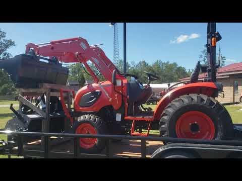 2019 KIOTI CK3510 HST in Saucier, Mississippi - Video 1