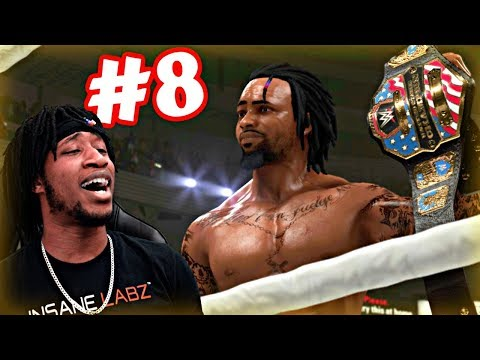 WWE 2K19 MyCAREER - I LOST MY UNITED STATES CHAMPIONSHIP... THIS MATCH WAS UNREAL!!