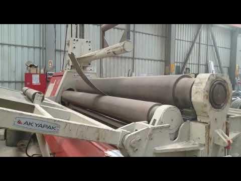 Akyapak AHS 3000 mm / 16 mm P91009006