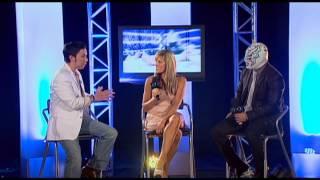 ENTREVISTA A LA SUPER ESTRELLAS WWE LILIAN GARCIA Y SIN CARA POR JUAN PABLO FARILL