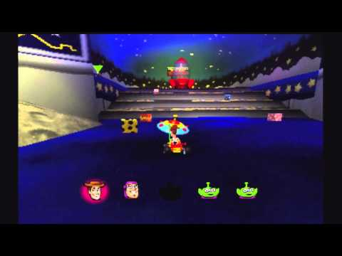 Toy Story Racer, Disney/Pixar
