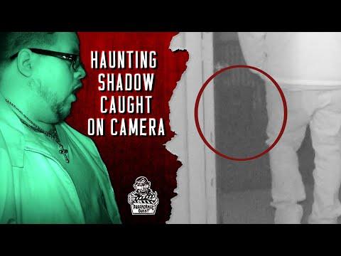 Haunting Shadow Caught On Camera