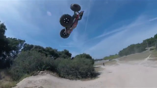 """Arrma Kraton And Outcast 6s, """"Flips, Drifts, And Horse Turds"""""""