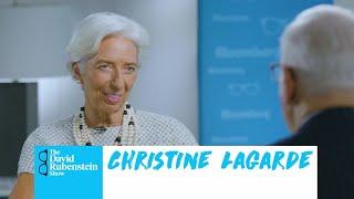 The David Rubenstein Show: Christine Lagarde