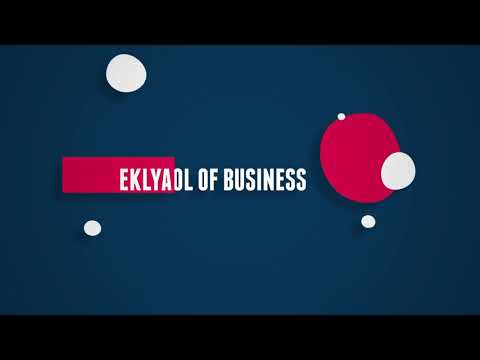 EKLYA School of Business - Qui sommes nous ?