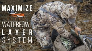Building A Sitka Waterfowl System!
