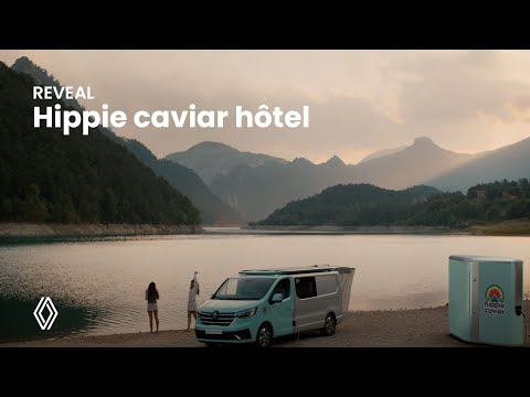 Musique publicité  Renault dévoile |  Hôtel hippie de caviar |  Pub Renault 2021   Juillet 2021
