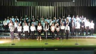 "PS28 Senior Choir - ""Stop Whispering"" - Radiohead"