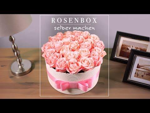 DIY Rosenbox selber machen