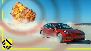 VFX Artist Shows What the Speed of Sound LOOKS like!
