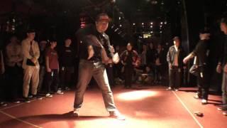 POP F circle / FUNKY CHICKEN 2017 DANCE BATTLE