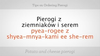 How to Order a Shot of Vodka in Polish | Polish Lessons