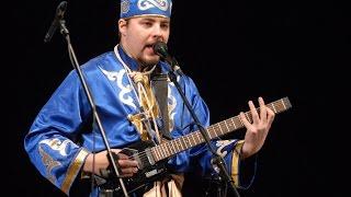 Siberian music and throat singing. Sayan Andriyanov, Bugotak. Этно-проект Буготак, фестиваль Тайга.