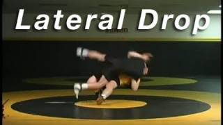 Wrestling Moves KOLAT.COM Lateral Drop Throw