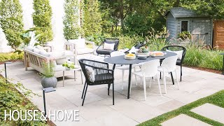 Backyard Makeover: From Bland To Breezy & Beautiful