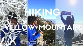 Video : China : A winter trip to HuangShan 黄山