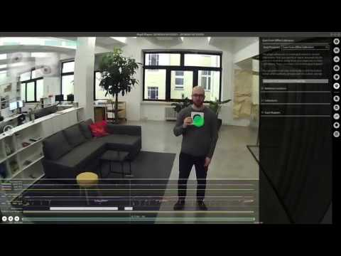 Pupil detection - Python and OpenCV - Videonistagmography