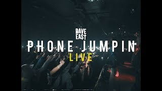 DAVE EAST PHONE JUMPIN LIVE // Boston, MA // P2 TOUR