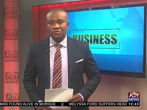 Mobile Money Transactions - Joy Business Today (3-7-18)